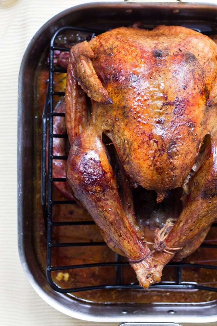 Close-Ups: Roasting a Chicken